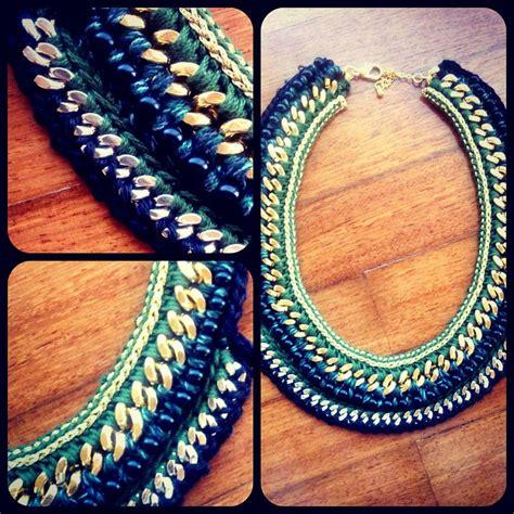 Handmade Statement Necklace - new diy handmade statement necklace adorable