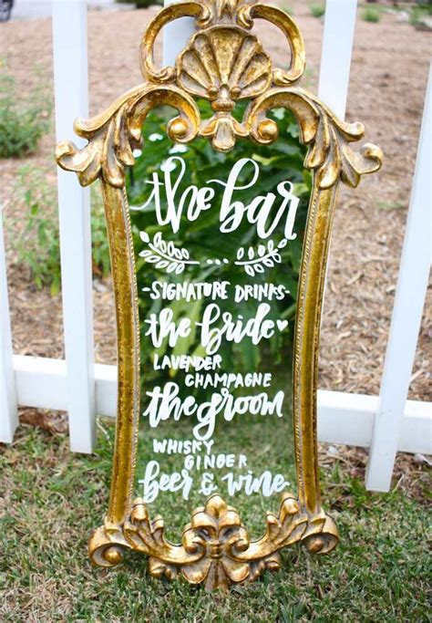 Eheringe Zeichen by Kara S Ideas Trends I Wedding Signs