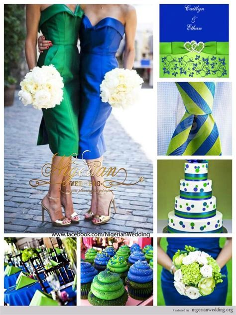 #Blue   #Lime #Green #Spring #Wedding  Wedding #ideas for