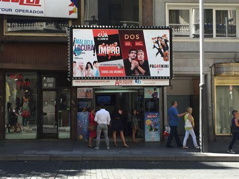 comprar entradas cine barcelona sacar entradas de cines y teatros teatro arlequ 237 n gran v 237 a