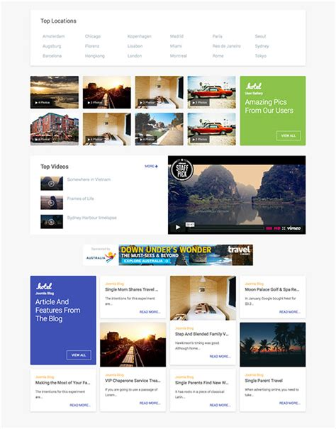 joomla hotel template ja hotel responsive joomla hotel travel template