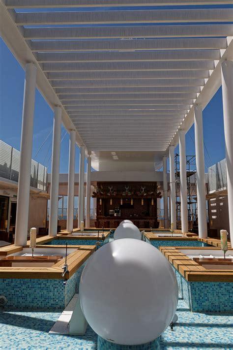 aida deck patio deck aidaprima kreuzfahrtschiff bilder