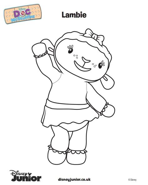 doc mcstuffins coloring pages disney junior 17 best images about coloring pages doc mcstuffins on