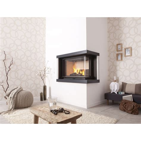 Combustion Fireplaces by Cheminees Philippe Combustion Open Fireplaces