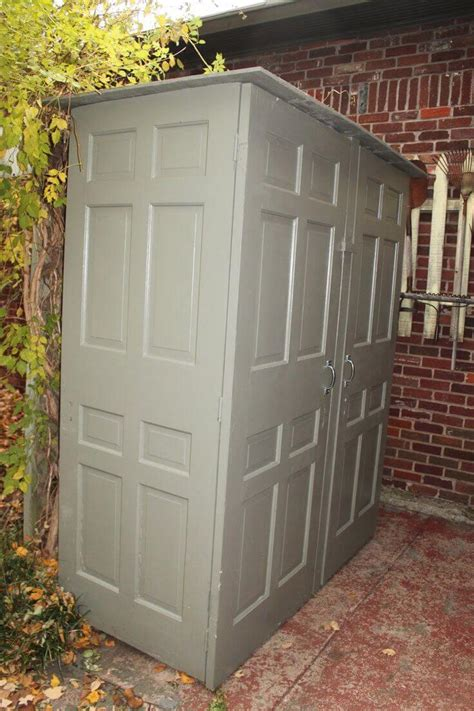 Storage Shed Door Ideas by 27 Best Small Storage Shed Projects Ideas And Designs