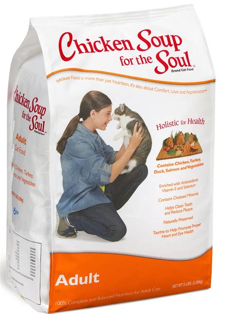 chicken soup for the soul food chicken soup for the soul cat food review