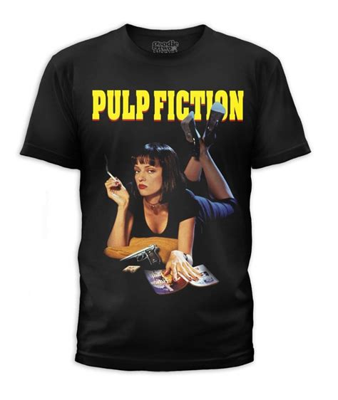 T Shirt Pulp Fiction by Buy Pulp Fiction T Shirt Goodie Two Sleeves