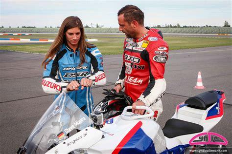 Sidney Hoffmann Motorrad by Sport1 Trackday 2013 Cyndie Allemann