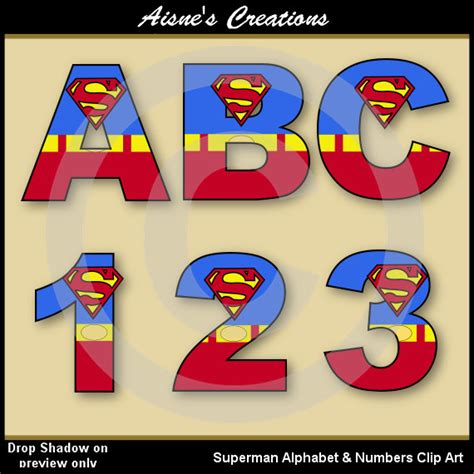 superman alphabet template superman justice league alphabet letters numbers clip