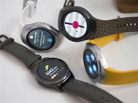 Samsung Gear S2 New on with the new samsung gear s2 smartwatch android