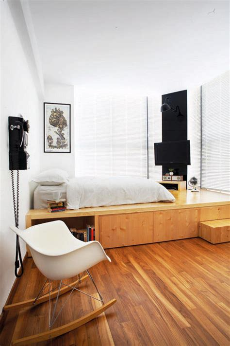 space savvy raised floor designs   impress