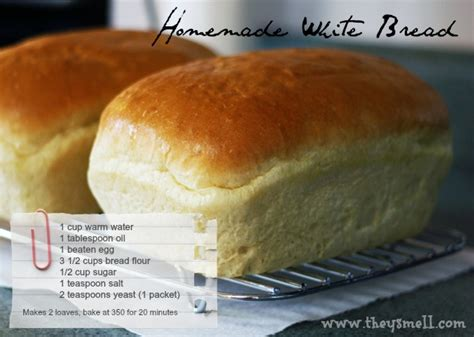 Handmade Bread Recipes - image gallery bread recipes