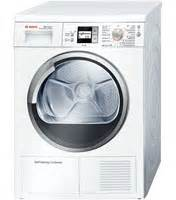Bosch Clothes Dryers Bosch Wtw86561gb Dryer With Heat User Manual