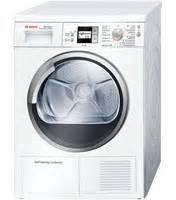Bosch Clothes Dryer Bosch Wtw86561gb Dryer With Heat User Manual