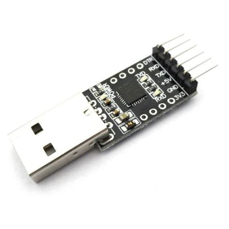 Usb To Ttl Type Cp2102 Module cp2102 based usb to uart ttl converter module 6 pin