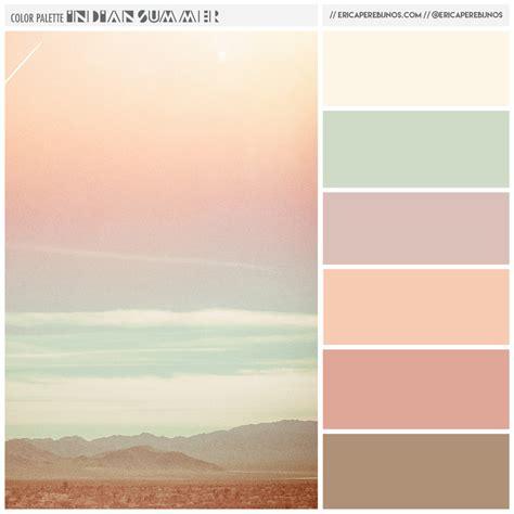 desert colors color palette indian summer ep designhouse