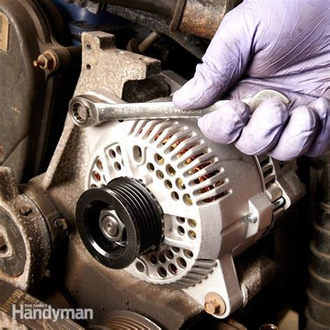 How Do You Change Alternator In 2000 New Beetle 1 9 Tdi | how to replace an alternator family handyman