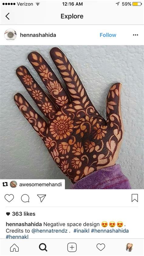 henna tattoo hand bilder best 25 ideas on mehndi