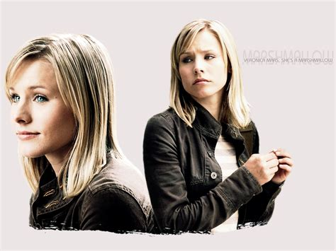 veronica mars tv female characters wallpaper