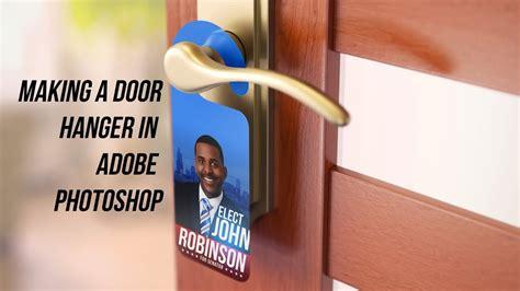 create  door hanger  advertisingmarketing