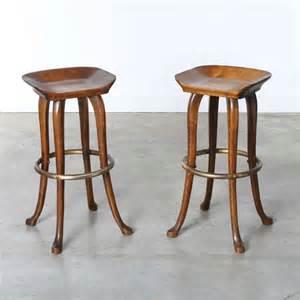 bar stool measurements jean of topanga counter height stools pair at 1stdibs