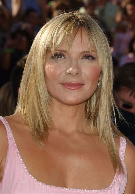 Cattrall Hairstyles by Cattrall Medium Cut With Bangs Cattrall