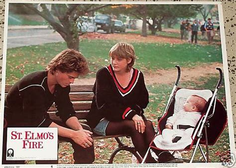 Does Lowes Sell Ebay Gift Cards - st elmo s fire rob lowe mare winningham lobby card ebay