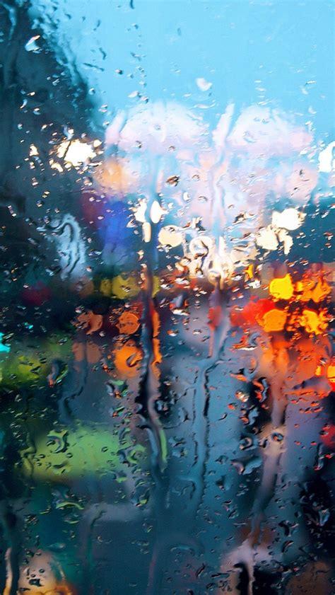 wallpaper for iphone 5 rain 640x1136 rain on glass iphone 5 wallpaper