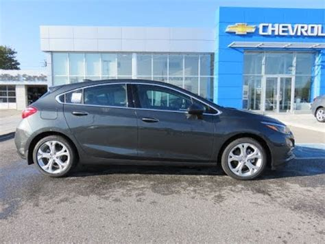 chevy cruze grey 2017 cruze premier hatchback nightfall grey