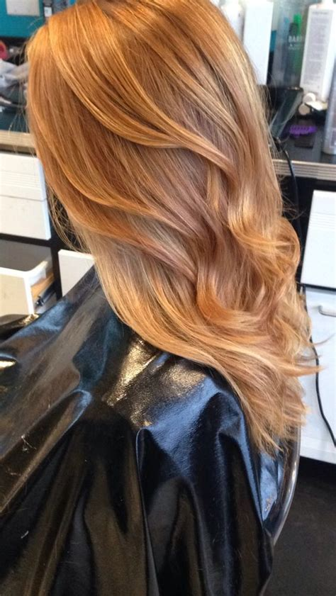 strawberry blondes foils hair appt tomorrow my quot winter strawberry blonde balayage hair pinterest on friday