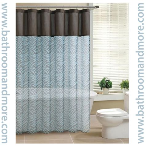 teal and brown curtains brown and teal shower curtain 28 images bathrooms that