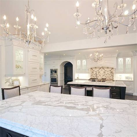 Crystals Kitchen by 30 Refined Glam Chandeliers To Make Any Space Chic Digsdigs