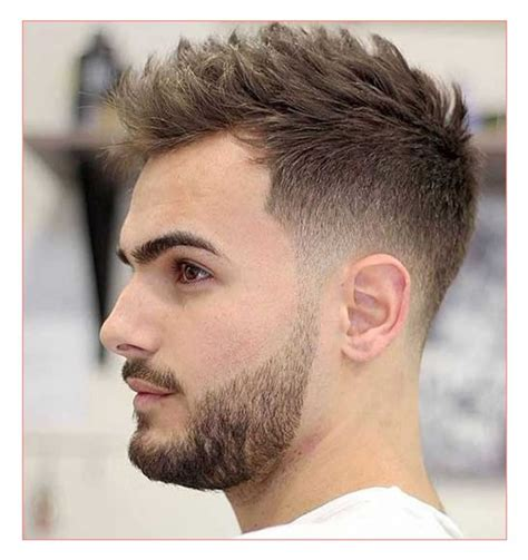 Different Mens Hairstyles by Types Of Haircuts Fade Haircut