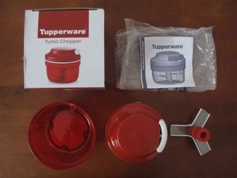 Tupperware Turbo Chopper product review tupperware turbo chopper jewelpie