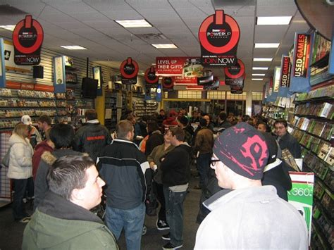 Blizzard Gift Card Gamestop - our night in azeroth the cataclysm release party gamerfront