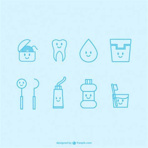 descarga bellos power points de coleccion colecci 243 n de iconos de dentista descargar vectores gratis