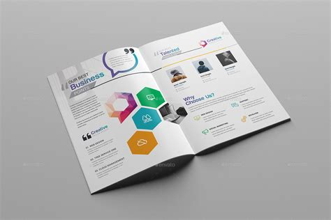 brochure design templates psd free 50 free business brochure templates psd to