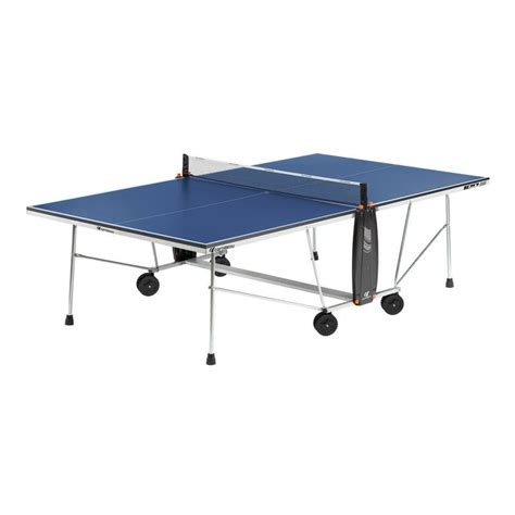 how big is a table tennis table 100 indoor table tennis table blue decathlon
