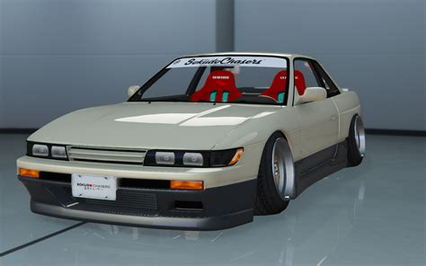 Nissan Silvia S13 Stance Add On Replace Gta5 Mods Com
