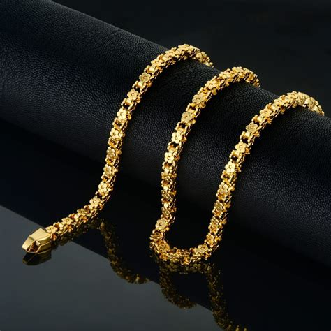 chains for jewelry wholesale popular chunky gold chain necklace buy cheap chunky gold