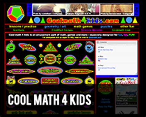 cool math scenarios and strategies books math websites for students chesteriscool