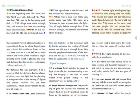 bible section headings bible version in fsb logos bible software forums
