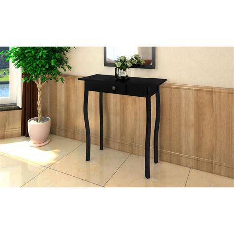 tavolini per ingresso articoli per tavolini per ingresso legno mdf nero vidaxl it