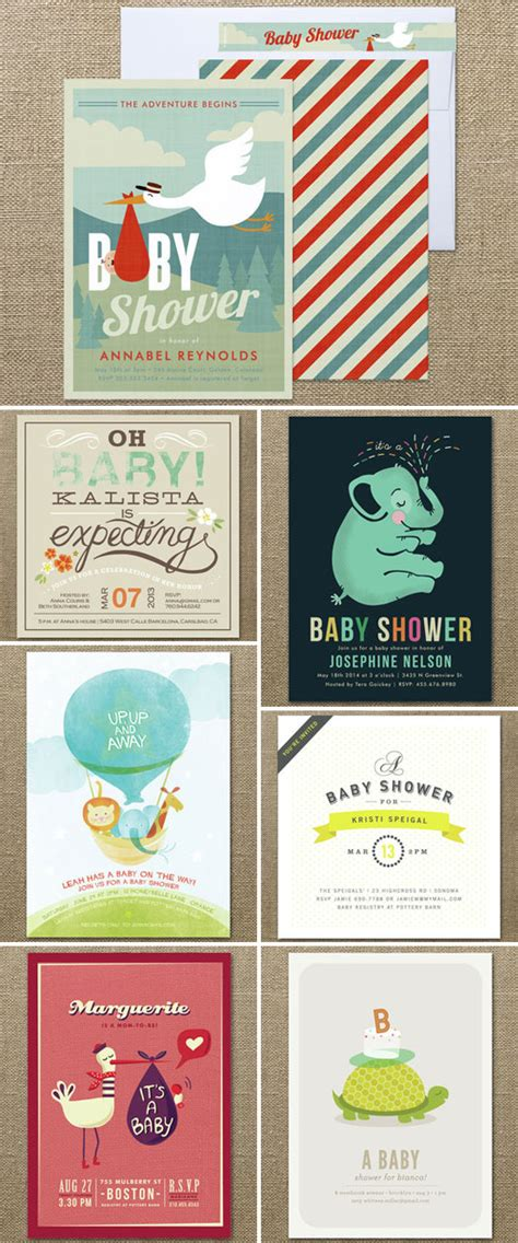 Minted Baby Shower Invitations baby shower invitations minted design bild
