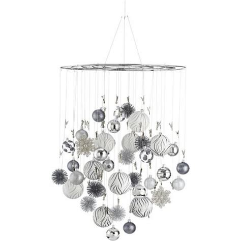 just crafty enough diy inspiration ornament chandelier