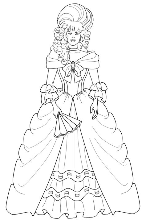 coloring pages ball gowns fashion ball gowns coloring pages
