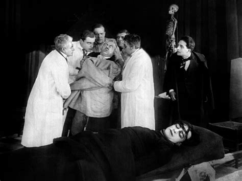 The Cabinet Of by 1919 The Cabinet Of Dr Caligari Set Design Cinema
