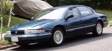 Chrysler Lhs 1994 1994 Chrysler Lhs Image 9
