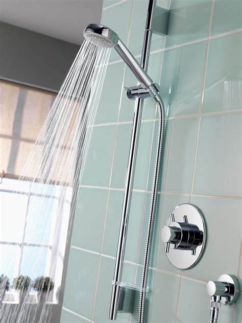 Aqualisa Showers by Aspire Dl Mixer Showers Aqualisa