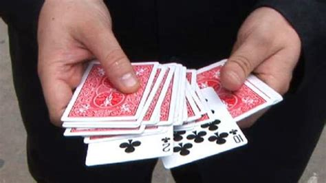 can christians do magic tricks with cards good question